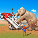 Animal Transport Game Real Truck Driving Simulator icon