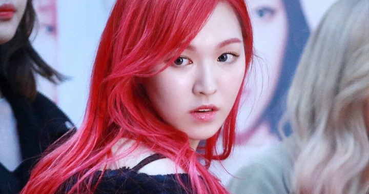 14 Most Epic Hairstyles Of Red Velvet Since Debut