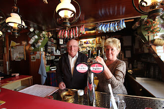Photo: Op Cafe: Cafe De Duizend Pullen. Tekst en foto Leon Krijnen