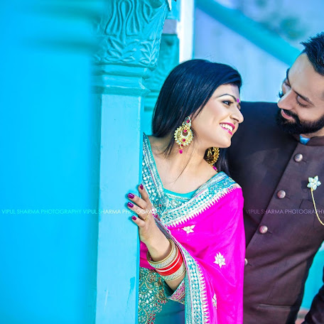 Wedding photographer Vipul Sharma (vipulsharma). Photo of 21.07.2017