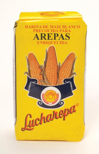 harina de maíz lucharepa 1 kg