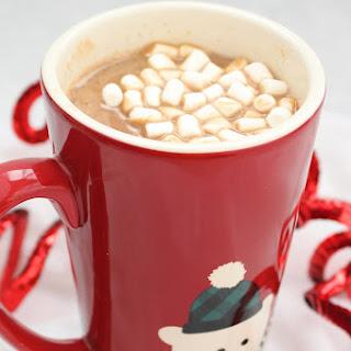 Hot Chocolate Eggnog.