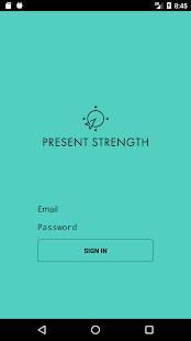 Present Strength - náhled