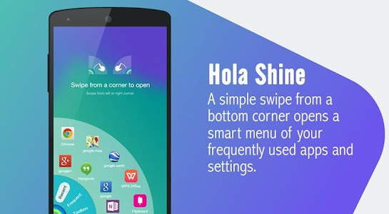 Hola Launcher - Simple, Fast v2.3.2