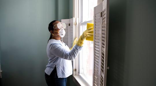 Portada 10 tips o pasos para limpiar sanitizar una casa