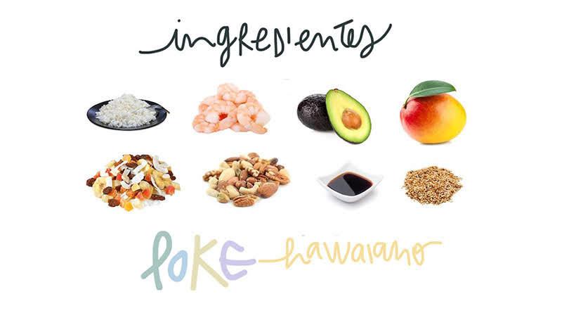 receta de poke hawaiano casero