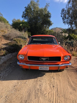 Ford Mustang 1965 Hire CA 90245
