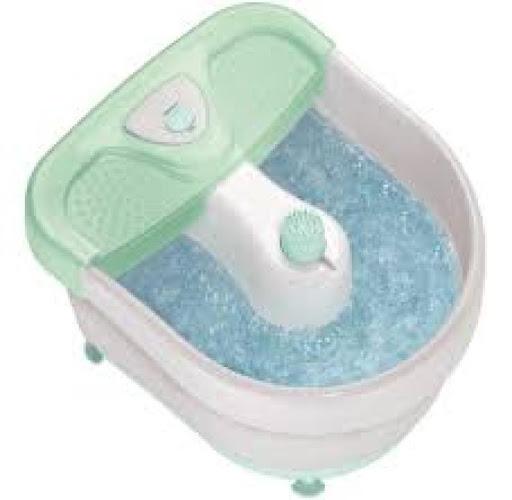 Calentador Para Pedicure Foot Spa Agua Fria Y Caliente