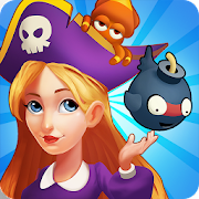 Pirate Treasures Crush - Match 3 Candy Puzzle Game