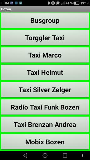 TaxiAPP Su00fcdtirol  screenshots 2