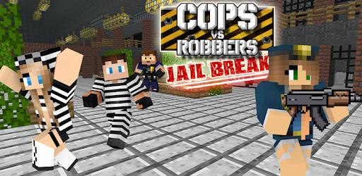 Cops Vs Robbers Jailbreak Apps On Google Play - Minecraft gefangnis spiele