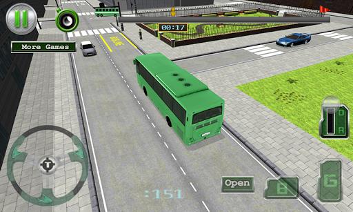 City Simulator Bus Transport