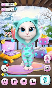 My Talking Angela v3.0.0.45 [Mod Money]