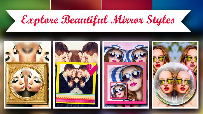 Crazy Photo Mirror- screenshot