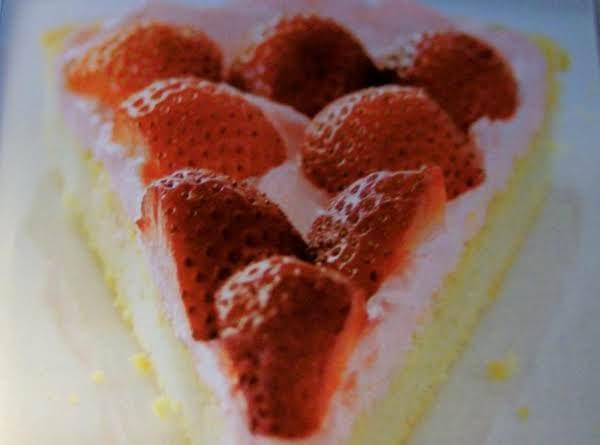 Dessert Pizza, Berries And Cream Recipe