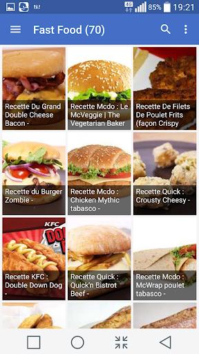 玩免費遊戲APP|下載Recettes Sandwichs app不用錢|硬是要APP