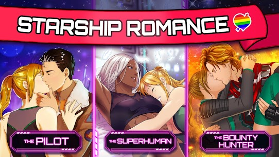 Lovestruck Choose Your Romance MOD (Unlimited Hearts) 5