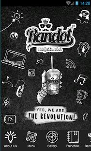 Randol App - náhled