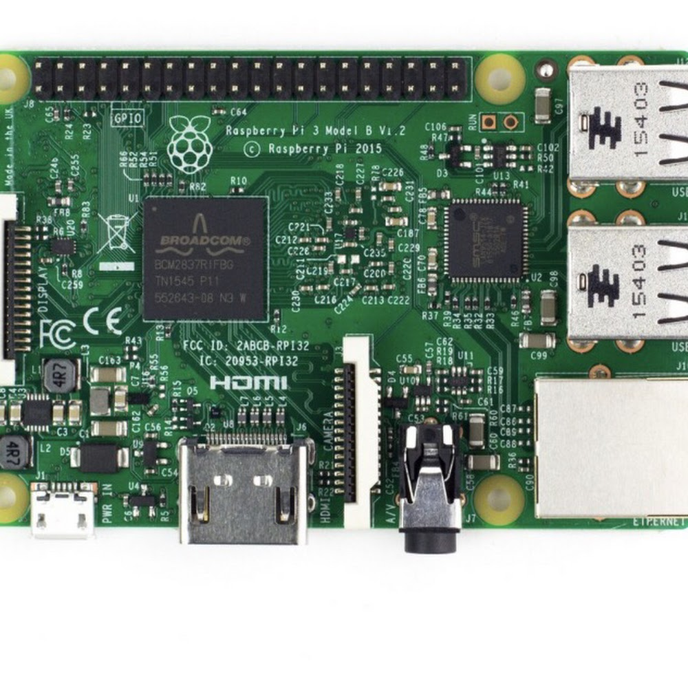 Rasperberry Pi 3 mini Computer