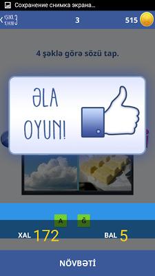 Şəkil - Cavab 3 Azərbaycanca - screenshot