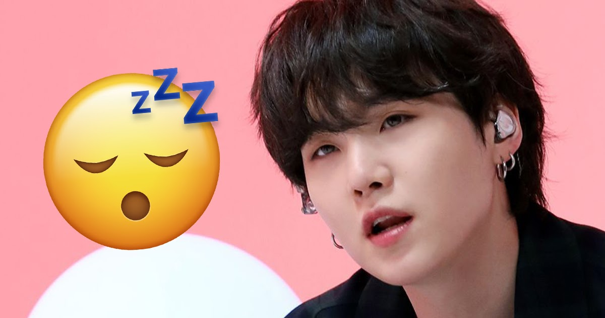 BTS's Suga Reveals The Songs That Help Him Sleep—8 Great Tracks For Your Bedtime Playlist