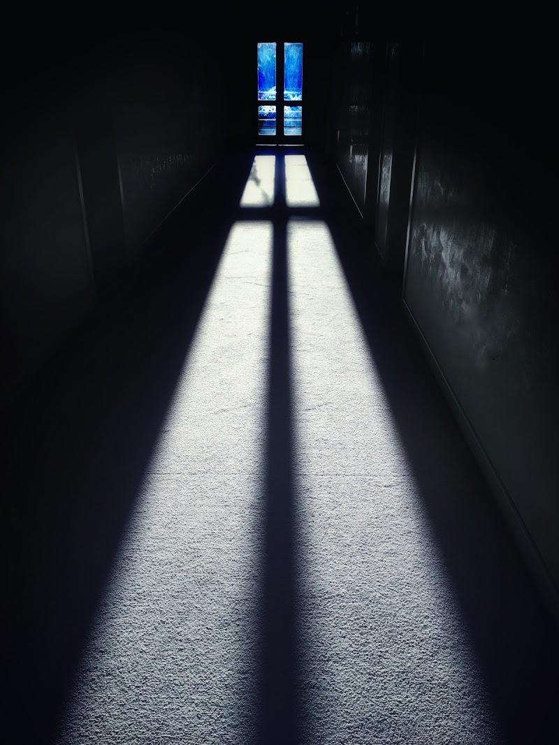 The corridor di GB1
