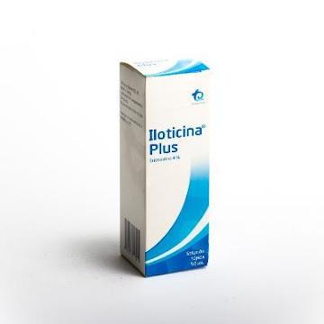 Iloticina Plus 4%   Solución Tópica Frasco x50ml TQ Eritromicina