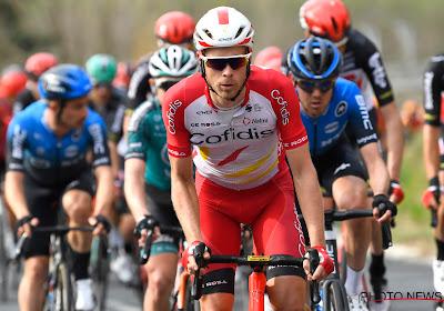 Geen Tour de France voor Julien Vermote, Guillaume Martin kopman bij Cofidis