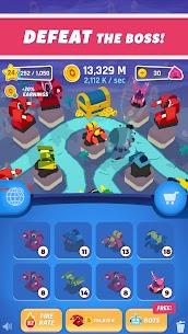 Merge Tower Bots MOD Apk 2.1.6 (Unlimited Money) 3