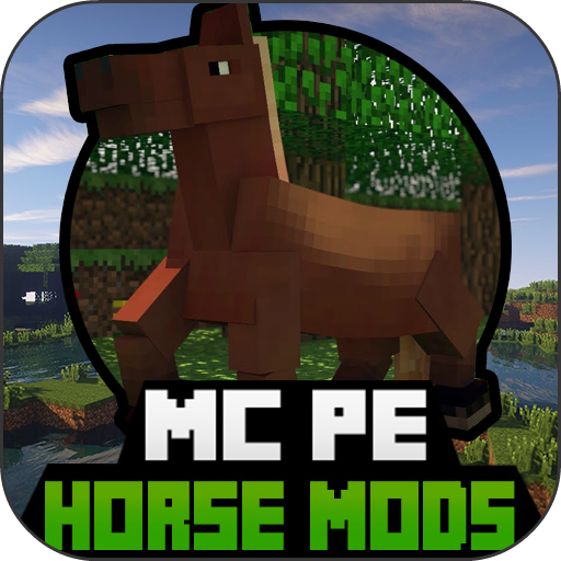 Horses MODS For MineCraft PE