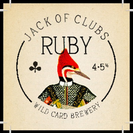 Logo of Wild Card Jack of Clubs