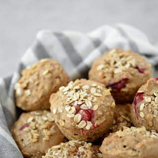 Oatmeal Cranberry Muffins.