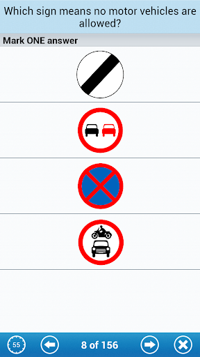UK Driving Theory Test Lite screenshot 4