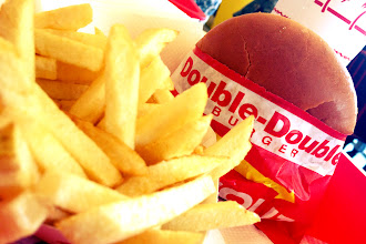 Photo: Mmm... In-N-Out!