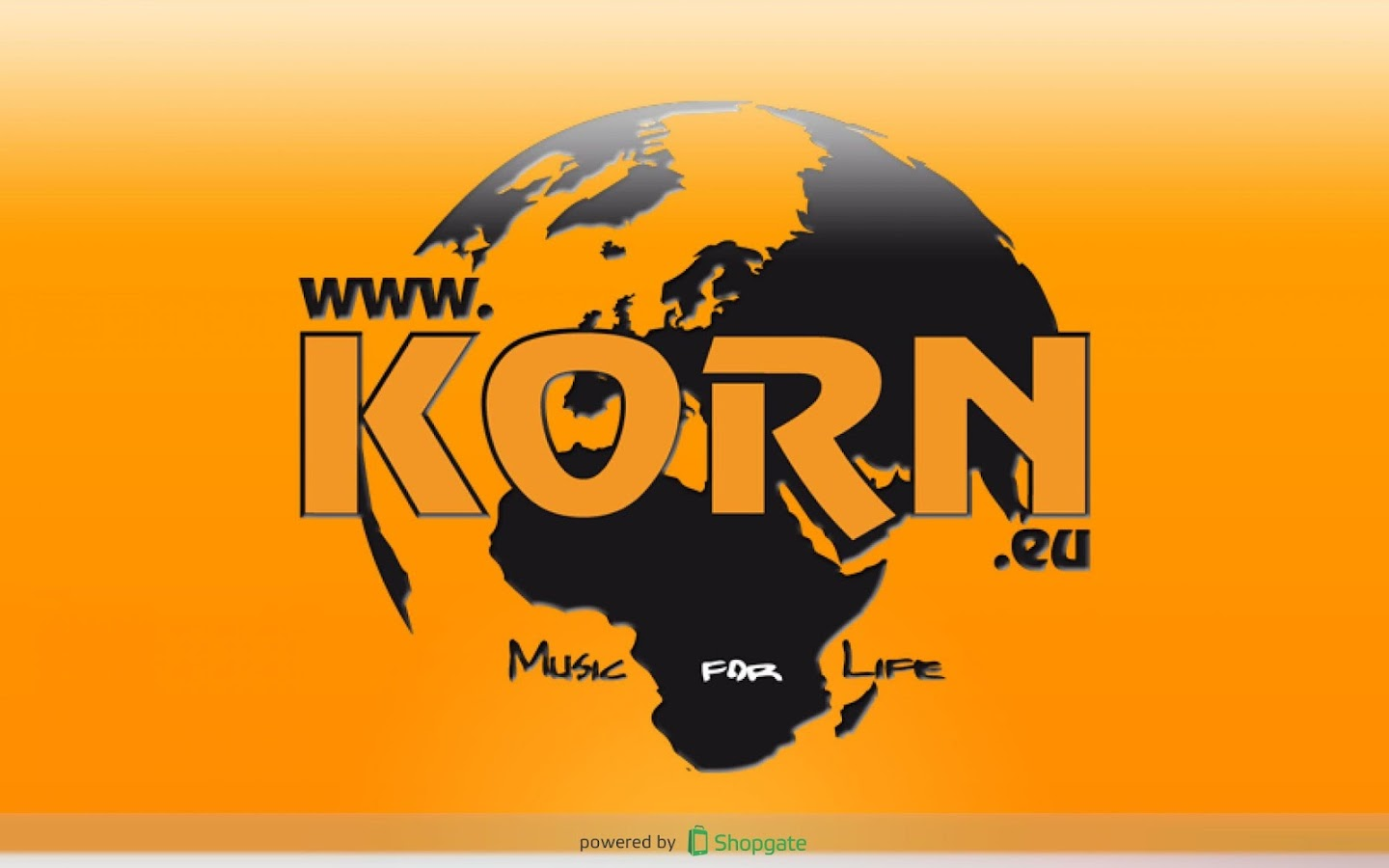 KORN - Musikhaus- screenshot