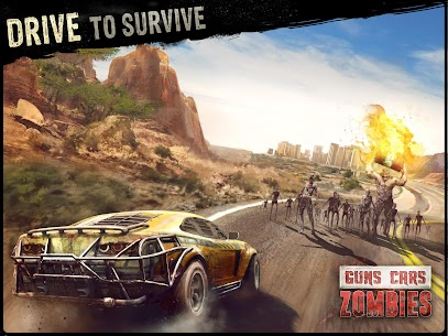 Guns, Cars and Zombies 9