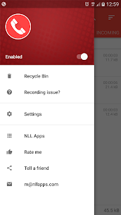 Call Recorder ACR v33.3 Moded APK 3