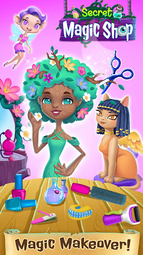 Download Secret Magic Shop - Fun Fantasy World for Kids MOD APK 1