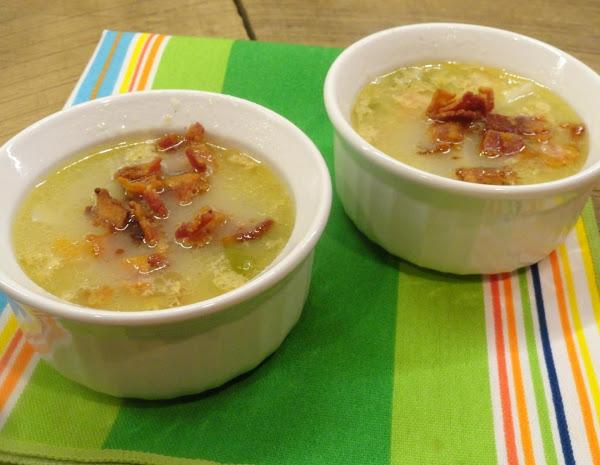 Leftover Ham Soup Recipe