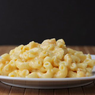Iron Skillet Macaroni and Cheese.