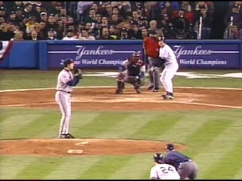 1999 World Series, Game 4: Braves at Yankees