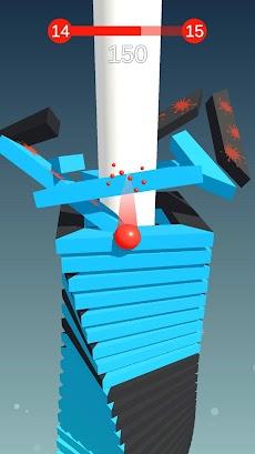 スタックボール - 積み上げられた台座を砕いていこうのおすすめ画像5