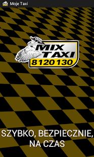 Mix Taxi Szczecin - náhled