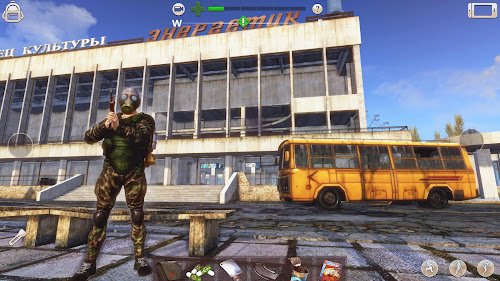 Radiation City Screenshot