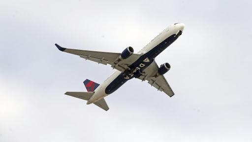Delta jet makes emergency landing as passengers, crew detain 'unruly' man