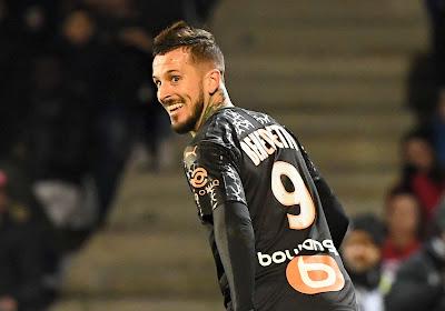 Ligue 1 : Un triplé de Dario Benedetto permet à l'OM de conforter sa deuxième place