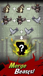 World Beast War MOD (Free Shopping) 3