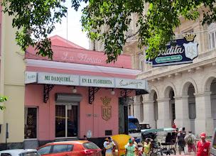 Photo: Ja vielä yksi ravintola, La Florida (El Floridita)