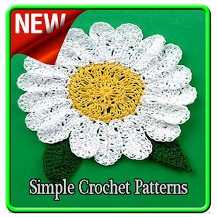 Simple Crochet Patterns Design - náhled