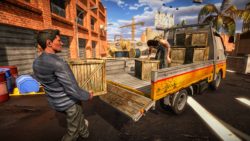 Grand City Battle : Auto Theft Games  screenshots 3